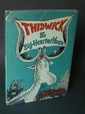 Thidwick the Big-Hearted Moose