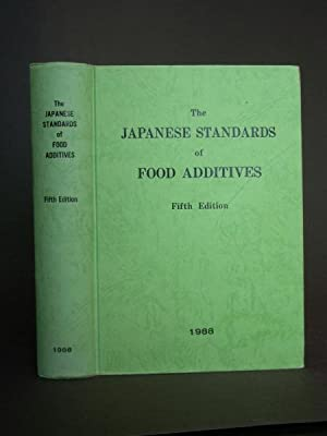 The Japanese Standards of Food Additives