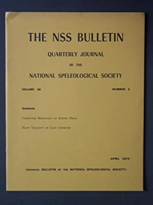 The NSS Bulletin: Quarterly Journal of the: Hedges, James; editor;