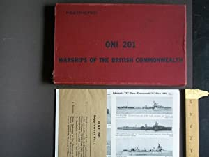 ONI 201 Supplement No. 1 [WITH BOX]: Division of Naval
