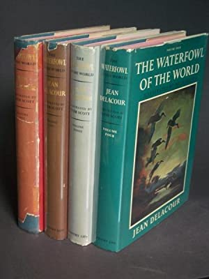 The Waterfowl of the World [four volume set, complete]