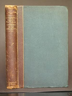 Gleanings from the Natural History of the: Watkins, M. G.