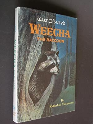 Walt Disney's Weecha the Racoon: A Fact-Fiction Nature Story