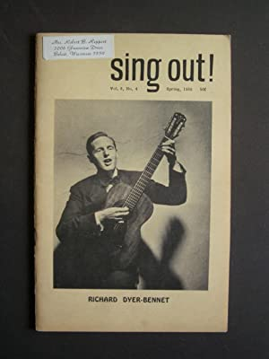Sing Out! Volume 8 Number 4 Spring 1959