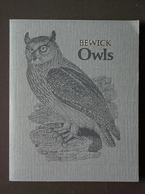 Owls: Bewick, Thomas