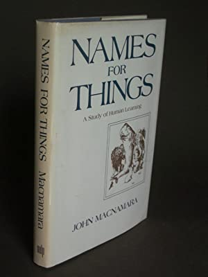 Names for Things: A Study of Human Learning