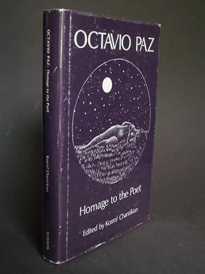 Octavio Paz: Homage to the Poet: Paz, Octavio et