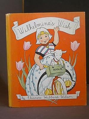 Wilhelmina's Wish: Wilson, Eleanore Hubbard