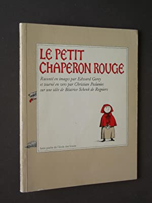 Le Petit Chaperon Rouge: Poslaniec, Christian; from