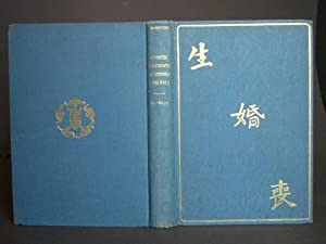 Chinese Birthday, Wedding, Funeral, and Other Customs: Cormack, Mrs. J.