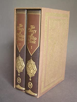 The Diary of Philip Hone [two volume set]