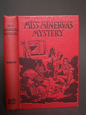 Miss Minerva's Mystery: Sampson, Emma Speed