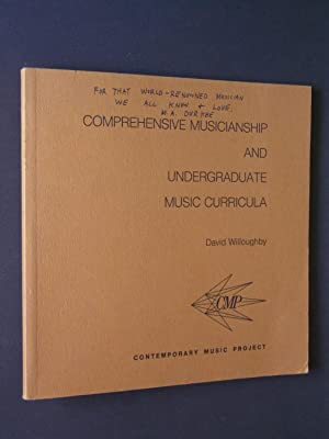 Comprehensive Musicianship and Undergraduate Music Curricula