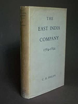 The East India Company 1784-1834