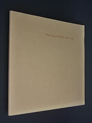 The Janus Press 1981-1990 Catalogue Raisonné