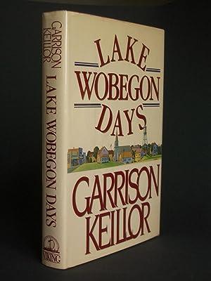 Lake Wobegon Days: Keillor, Garrison