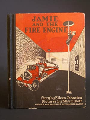 Jamie and the Fire Engine: Johnston, Eileen