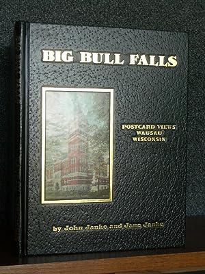 Big Bull Falls: Postcard Views of Wausau: Janke, John &