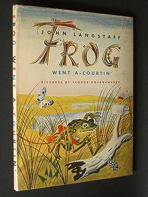 Frog Went A-Courtin': Langstaff, John