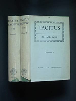 Tacitus [two volume set]