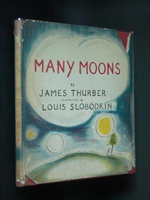 Many Moons: Thurber, James