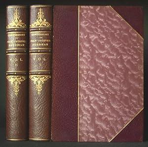 Confessions: Rousseau, Jean-Jacques; preface