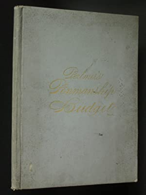 Palmer's Penmanship Budget: An Epitome of Plain and Ornate Penmanship