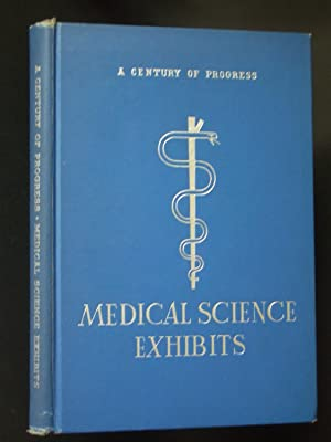 Medical Science Exhibits: A Century of Progress Chicago World's Fair 1933 and 1934 Medicine Surge...