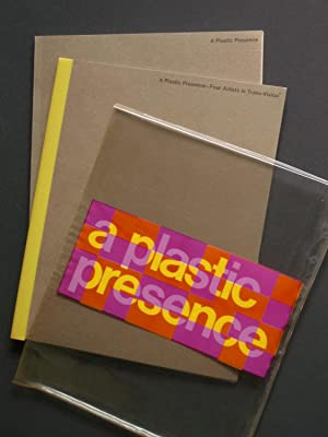 A Plastic Presence [two volumes in printed plastic sleeve]