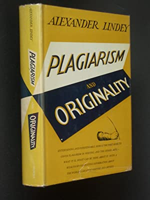 Plagiarism and Originality