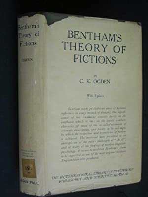 Bentham's Theory of Fictions