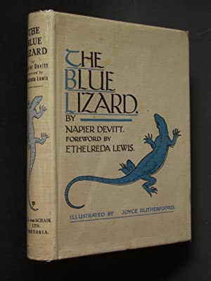 The Blue Lizard and Other stories of native Life in South Africa