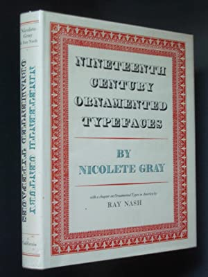 Nineteenth Century Ornamented Typefaces
