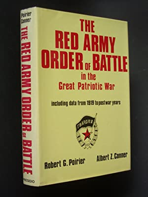 The Red Army Order of Battle in: Poirier, Robert G.;