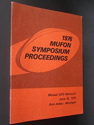 1976 MUFON Symposium Proceedings: New Frontiers in UFO Research - Ann Arbor, Michigan