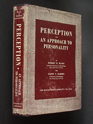 Perception: An Approach to Personalty