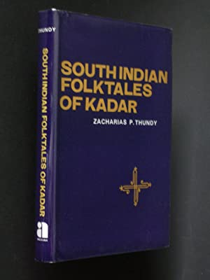 South Indian Folktales of Kadar