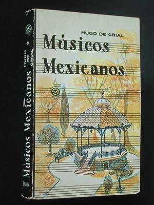 Musicos Mexicanos: De Grial, Hugo