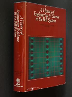 A History of Engineering and Science in the Bell System: Communications Sciences (1925-1980)