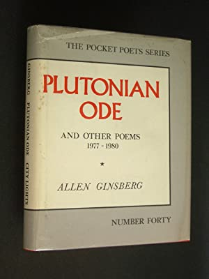 Plutonian Ode and Other Poems 1977-1980