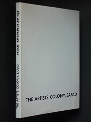The Artists Colony, Safad