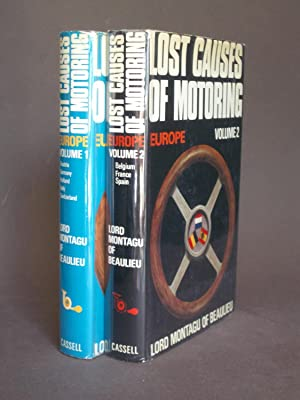 Lost Causes of Motoring: Europe [2 volume set]