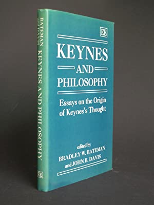 Keynes and Philosophy: Essays on the Origin of Keynes's Thought