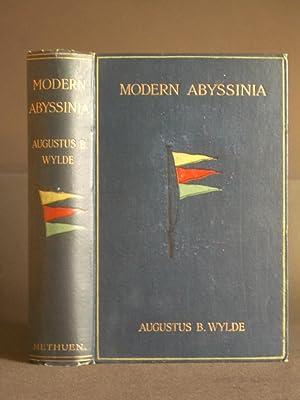 Modern Abyssinia: Wylde, Augustus B.