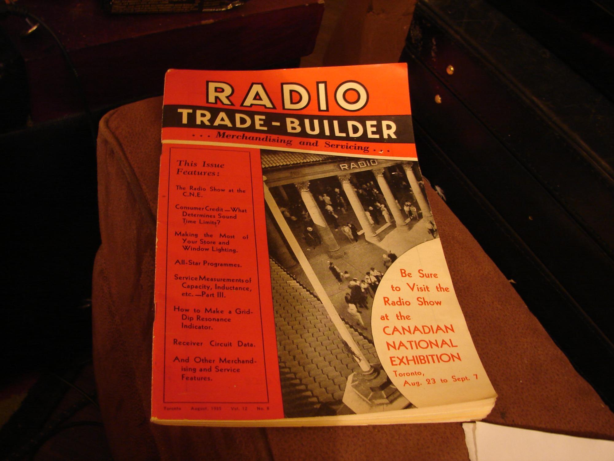Radio Trade-Builder