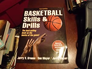 Basketball Skills & Drills [With DVD]