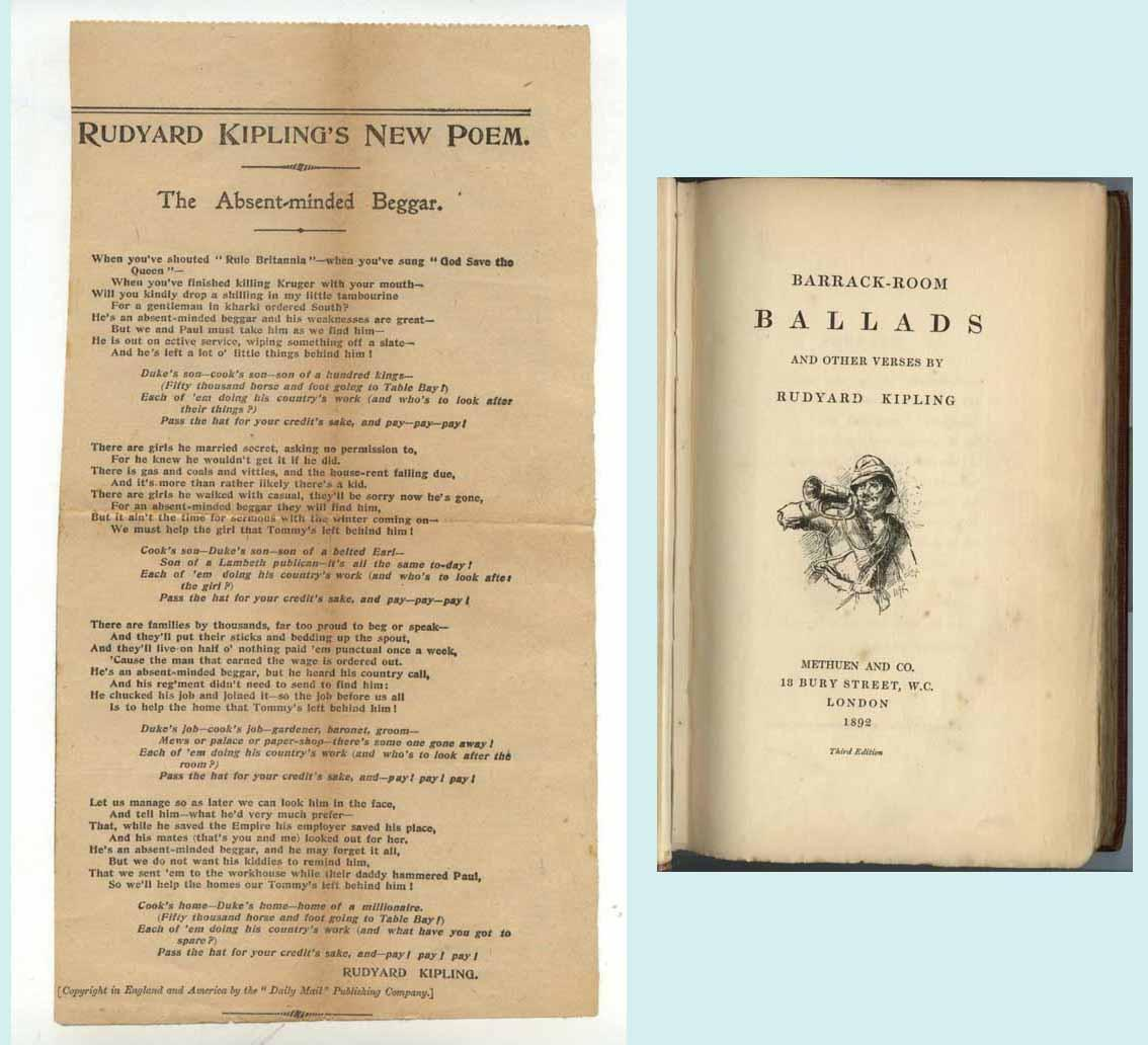 an analysis of rudyard kipling s the The white man's burden by rudyard kipling mocks the long practiced heroism by people from europe and america which they carry out in different ways noted in the poem colonialism, activism, philanthropism, missionary, exploration, humanitarianism, rescue missions.