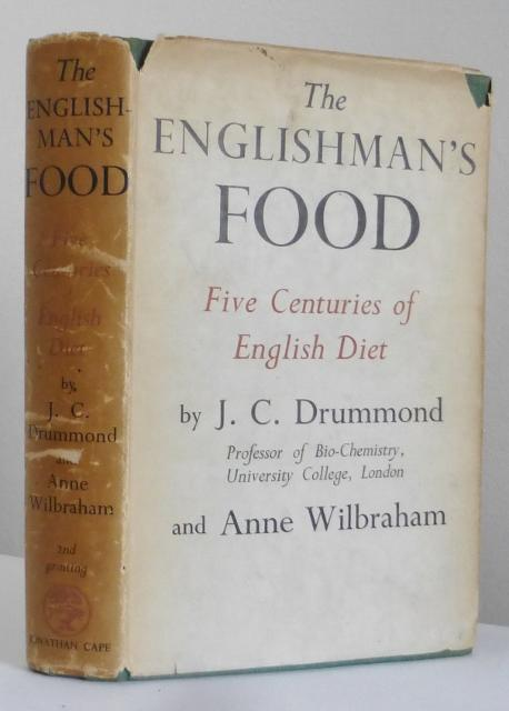 The Englishman's food : a history of five centuries of English diet