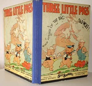 Three Little Pigs, from the Walt Disney: The Staff of