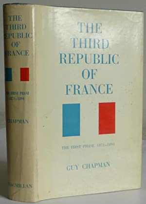 The Third Republic of France, The First Phase 1871-1894